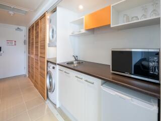 1 Bedroom Spa Apartment - Kitchenette