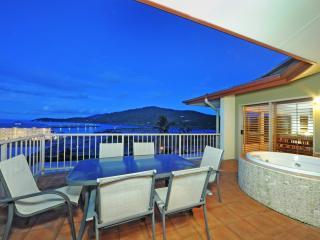 Rooftop Penthouse Balcony