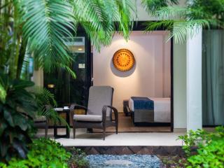 Deluxe Garden Terrace