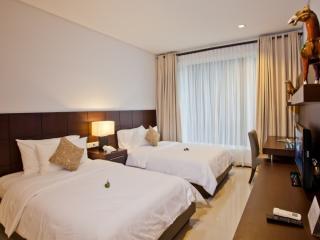 3 Bedroom Royal Villa - Twin Bedroom