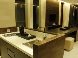 1 Bedroom Signature Villa Kitchen