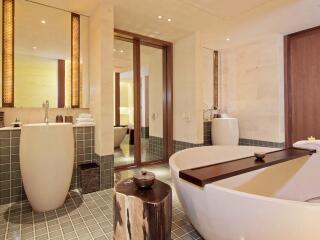 Premier Spa Suite Bathroom