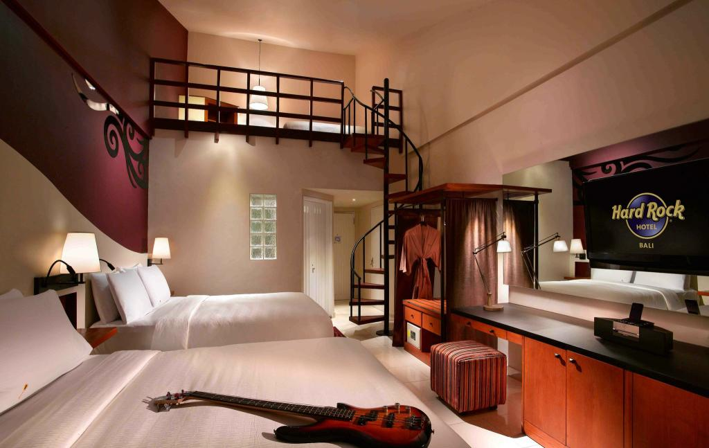 Hard Rock Hotel Bali Accommodation Bali