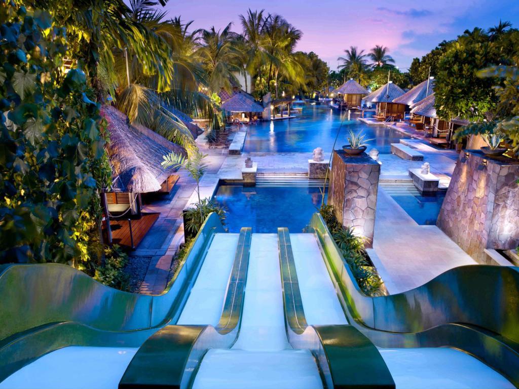 Hard Rock Hotel Bali Accommodation Bali
