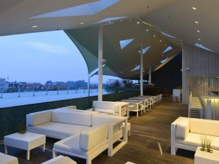 Roof Top Lounge Area
