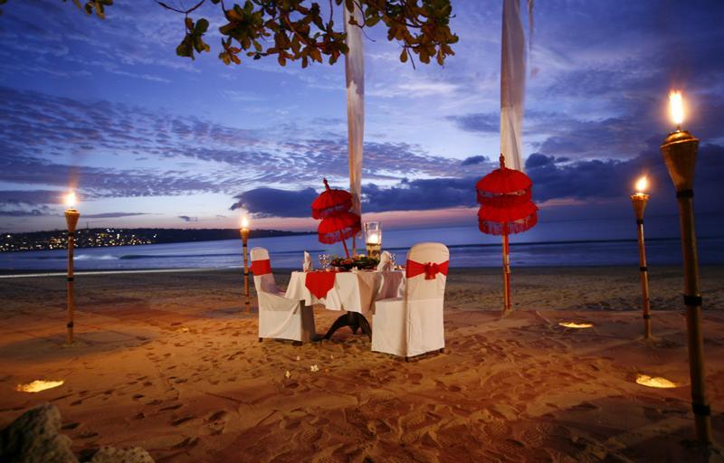 Keraton Jimbaran Accommodation Bali