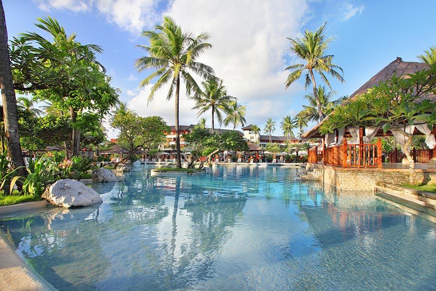 Beach Resort And Spa Nusa Dua