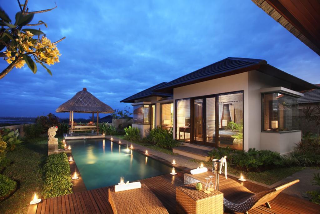 Park Hotel Nusa Dua Bali Review