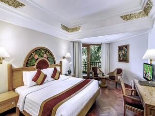 Deluxe Room, Garden View