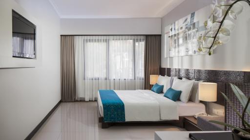 2 Bedroom Suite - Bedroom