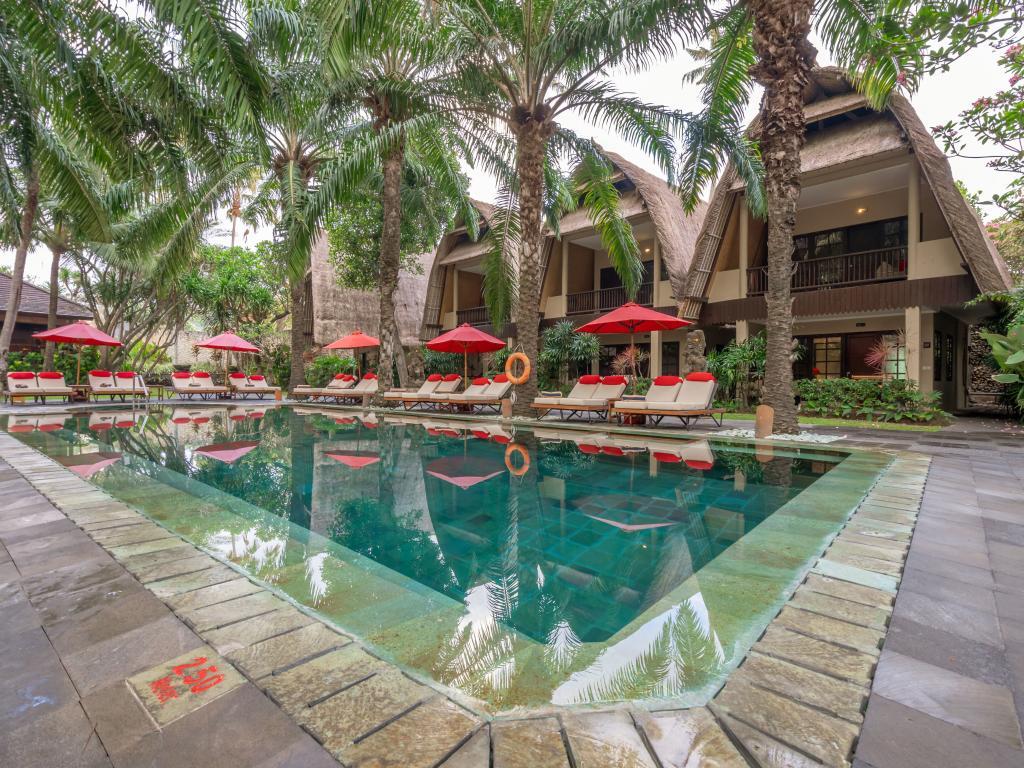 Segara Village Hotel Accommodation Bali