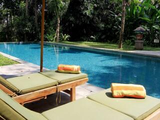 Bali Aga Suite Poolside