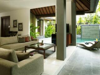 The Ahimsa Estate Living Area