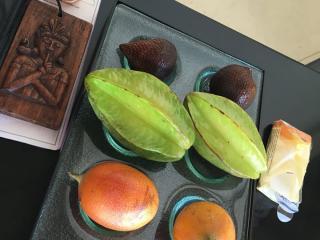 Fresh Fruit on Arrival