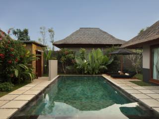 One Bedroom Villa Deluxe - Pool area