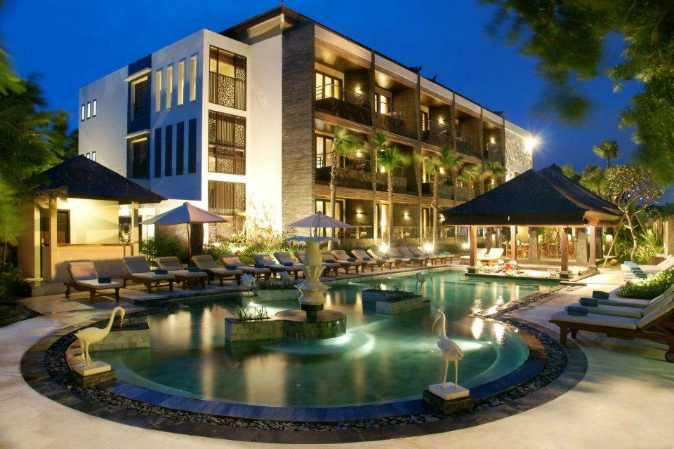 The seminyak beach resort spa accommodation for Bali accom deals