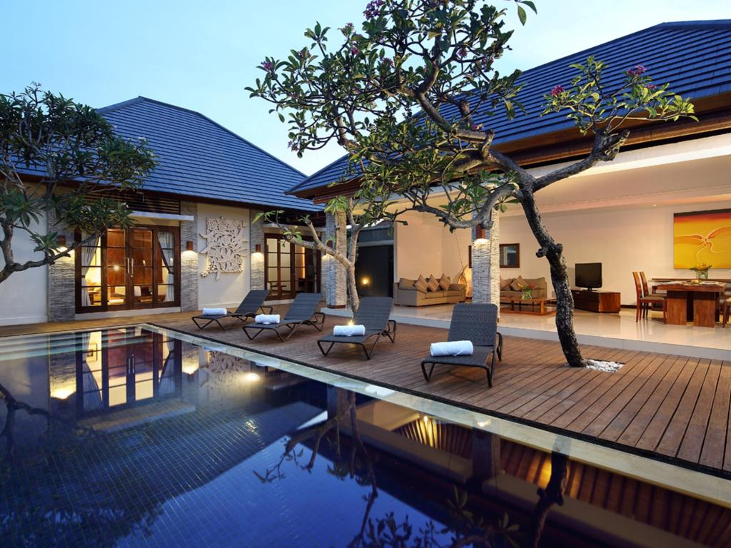 Bali Luxury 2 Bedroom Villas 2 Bedroom Villa