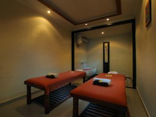 Frangipani Treatment Room
