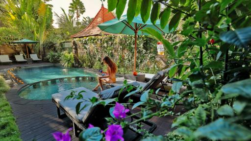 Bisma Cottages Ubud
