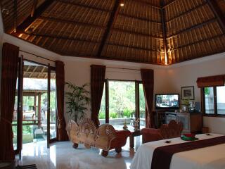 Terrace Villa Interior