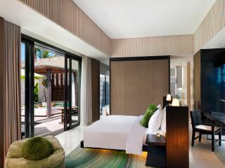 Marvelous One Bedroom Pool Villa - Interior