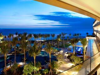 W Bali Twilight View