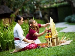 Kayumanis Sanur Private Villa & Spa Cultural Introduction