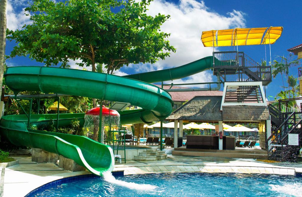 Bali Resorts With Water Slides