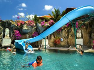 The Westin Resort Nusa Dua Waterslide