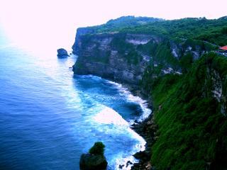 Uluwatu Temple Coastline