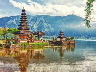 Bali - Ulun Danu Temple