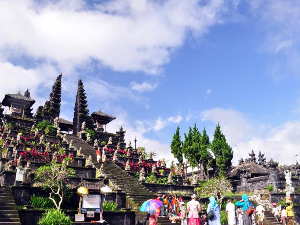Besakih Mother Temple & Ubud Tour