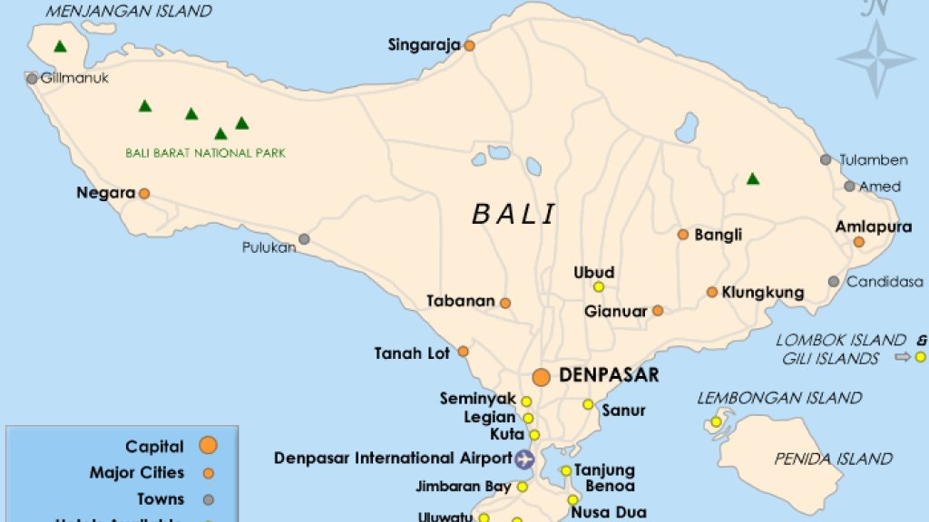Where Is Bali | TravelOnline on hanoi on map, cappadocia on map, sumatra on map, medan on map, borneo on map, malay peninsula on map, bali world map, vientiane on map, mafia island on map, place to visit in bali map, baikal on map, yangon on map, manila on map, new guinea on map, jakarta on map, harbour island on map, sydney on map, singapore on map, zambezi on map, mindanao on map,