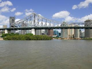 Brisbane River & Story Bridge