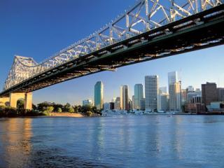 Brisbane City & Story Bridge