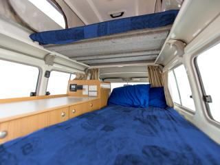 Apollo 4WD Trailfinder Camper - Interior
