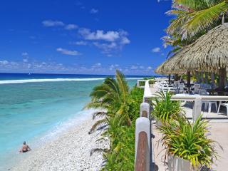 Coral Beach + Lagoon