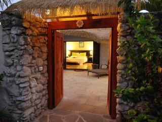 Crown Beach Suite Entrance