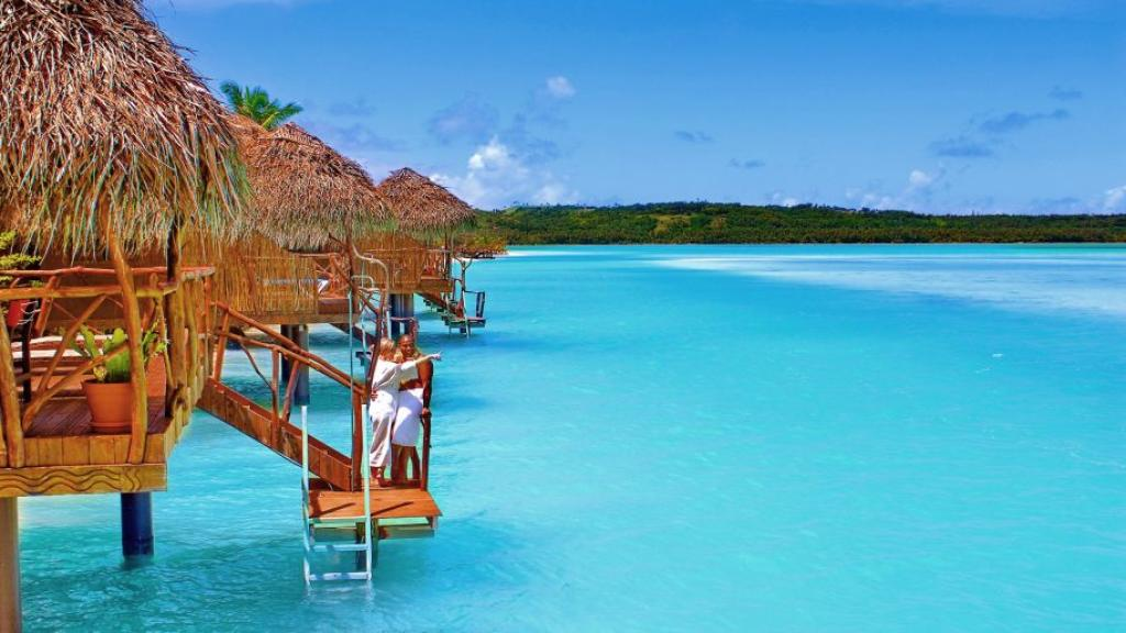 Aitutaki Lagoon Private Island Resort Packages