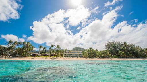 Moana Sands Cook Islands - Exterior