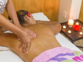 Moana Sands Cook Islands - Massage