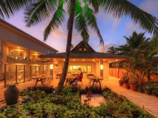 Moana Sands Cook Islands - Laguna Restaurant