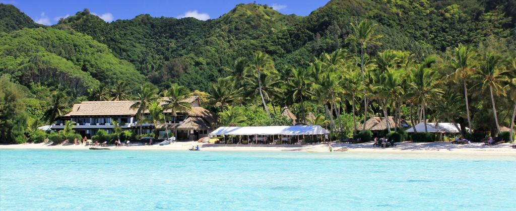 Pacific Resort Rarotonga Cook Islands Resorts