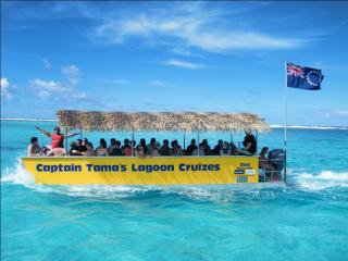 Captain Tamas - Lagoon Cruise