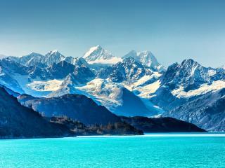 Alaska Nature Landscape