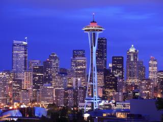 Cruise - Seattle Skyline