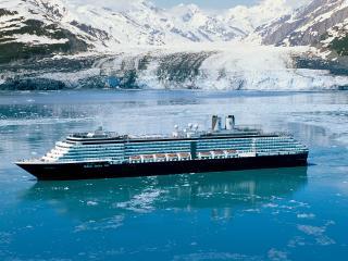 Holland America - Ship - Alaska