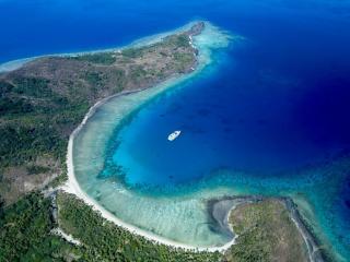 Blue Lagoon_Aerial Bay