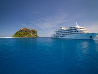 Captain Cook Fiji_Sacred Island