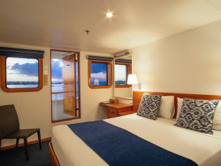 MV Reef Endeavour Cabin